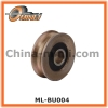 Durable Sliding components for window pulley