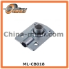 Garage door and roller shutter Flange Bearing with iron plate