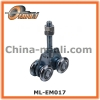 Steel wheel Sliding door roller