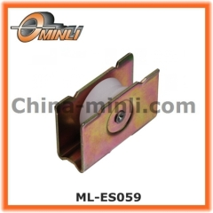 Economy iron housing Fenster roller