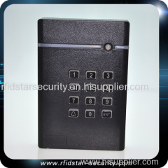 RFID Proximity Card Reader WG26/WG34 waterproof reader for access control