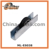 Single wheel sliding pulley for Wardrobe Door