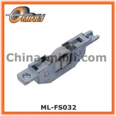 Customized Zinc Bracket with Single roller Bearing for Window and Door