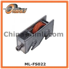 Popular Single Wheel / Roller in Bracket for Door and Window