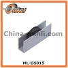 Plastic Coated Bearing with Aluminum Alloy Bracket