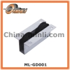 Double Roller Aluminum Bracket Pulley for Window and Door