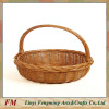 hand made wicker basket