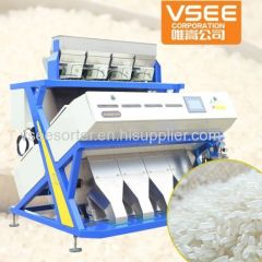 China CCD Color Sorter for rice and grain