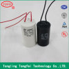 CBB60 plastic ac fan capacitor for sale
