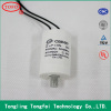 CBB60 plastic washing machine capacitor 450VAC 350vac 250vac