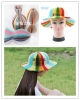 Colorful Paper Hat Fun and Incredible for Party Christmas Halloween Birthday party masquerade party multi colors