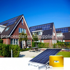 photovoltaic 2KW on grid solar power generation system