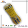 SFTP CAT6A Patch cord PVC with Stranded pure copper conductor