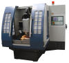 Metal Engraving and Mold Milling Machine with Cover