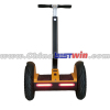 Smart mini balanced scooter wheel with led