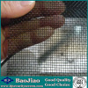 Epoxy Coated Wire Mesh Material Aluminum/Black Wire Cloth/Roll Type Epoxy Coated Wire Mesh /Black-Grey Epoxy Coated