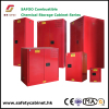 SAFOO safety storage cabinet for combustible liquids