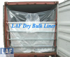 LAF dry bulk container liner for bulk goods