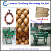 Shape could be designed automatic wood bead making machine