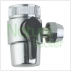 counter top water purifier input divert