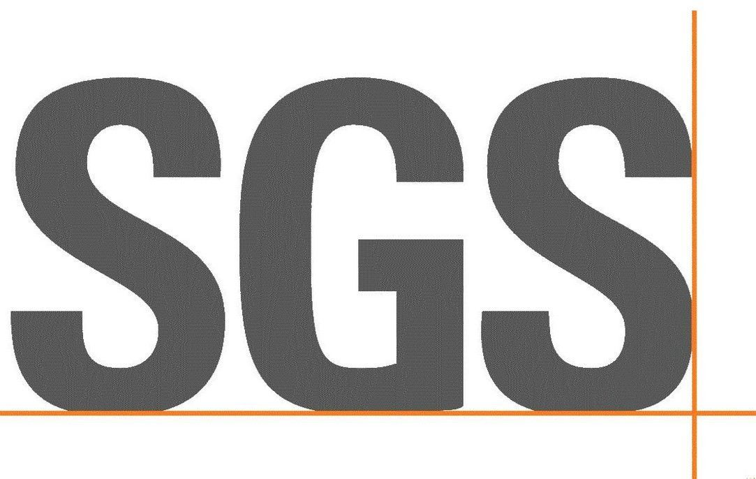 SGS REACH TEST REPORT