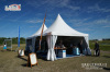 Square Pagoda Garden Gazebo Tent for Outdoor Event