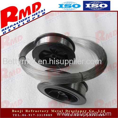 2% thoriated tungsten wire manufacturer