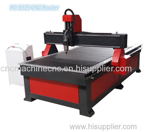 cnc engraving and cutting machine with wood luminum board plastic density board wave board PVC crylic rystal
