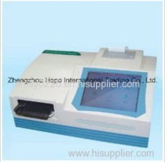 8 Channels Color Touch Screen Microplate Reader