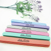 OEM nail buffer file personal hygiene products
