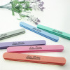 colourful nail sponge file manufacture personal care products