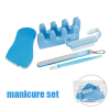 custom made manicure set pedicure tool supplier