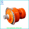 Poclain MS25 hydraulic radial piston motor for sale