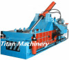 hydraulic metal scrap baler