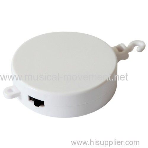 BATTERY OPERATED CRIB MOBILE MUSIC BOX