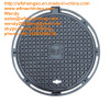 Sewer Manhole Covers Sand Casting Ductile Iron Manhole Covers for Manhole