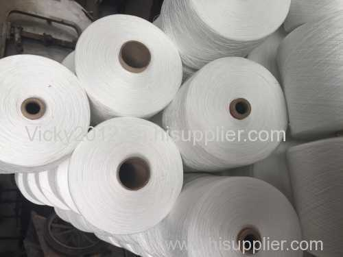 100% Polyeste spun yarn for sewing yarn count