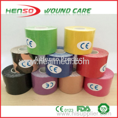 HENSO Medical Printed Kinesiology Tape