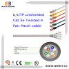 U/UTP CAT5e patch cord/patch cable