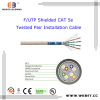 F/UTP Shielded Cat 5e Twisted Pair Installation cable