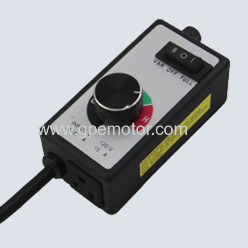 AC Motor Fan Speed Controller