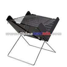 PORTABLE OUTDOOR CHARCOAL BBQ GRILL