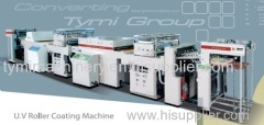 UV Roller Coating Machine