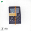 Komatsu English word PC-5 excavator parts PC200-5 Lcd screen excavator monitor 7824-72-2001