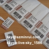 High Quality Self Adhesive Jewelry Labels Commercial Use Price Vinyl Label Roll or Sheet