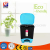 custom high quality plastic trash can