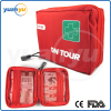 2015 High Qualtiy Medical Devices Type Red EMS First Aid Bag Kit Small Size Emergency Bag