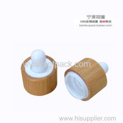 cosmetics packaging 18mm diam Child safety cap dropper for essential oil bottle