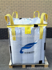 1.0 ton FIBC jumbo bulk bag for industrial products