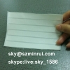 Self Destructible Blank White Label Stickers Roll for Printing Eggshell Paper Sticker